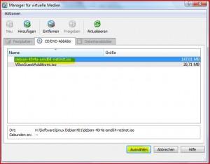 Debian CD