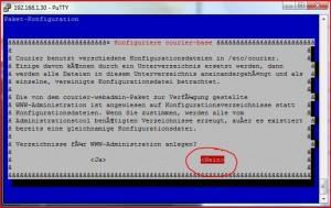 Debian Courier
