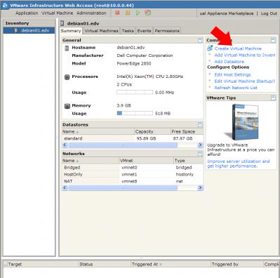 VMware Start