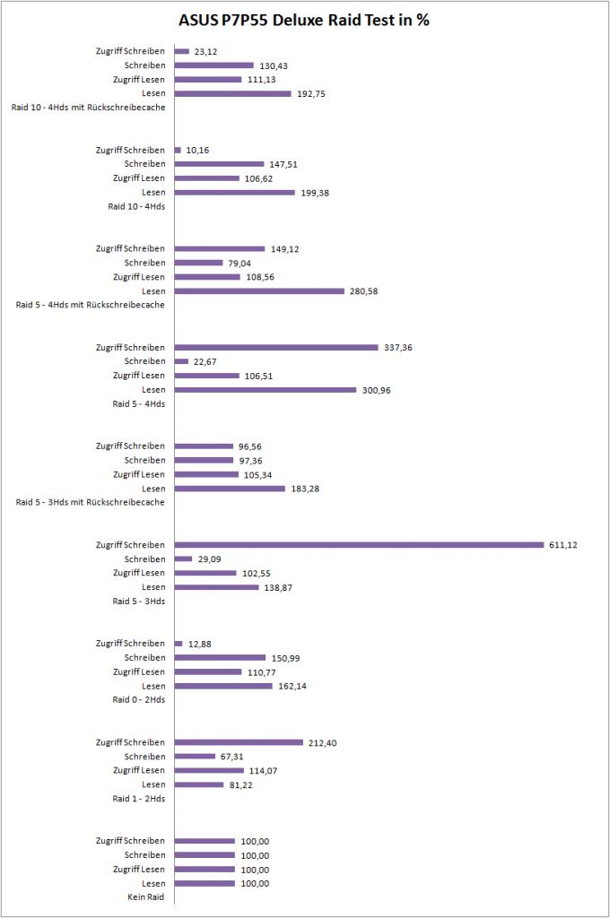 Raid Testbericht %