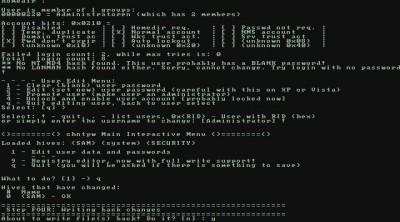 Windows XP Passwort vergessen 11