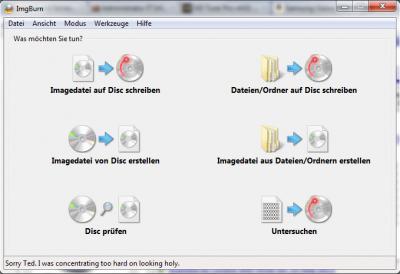 IMGBurn ISO Image Tool & Brennprogramm