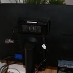 Samsung SyncMaster S27A650DS Halterung für Netzteil