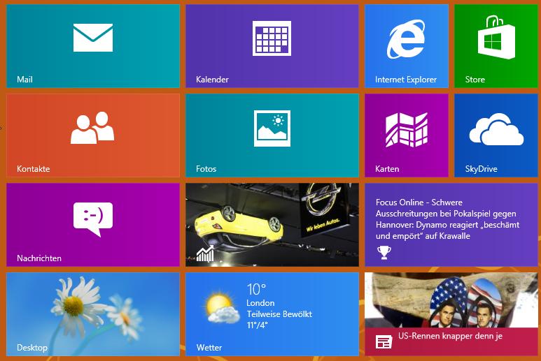 Windows 8.1 Passwort vergessen