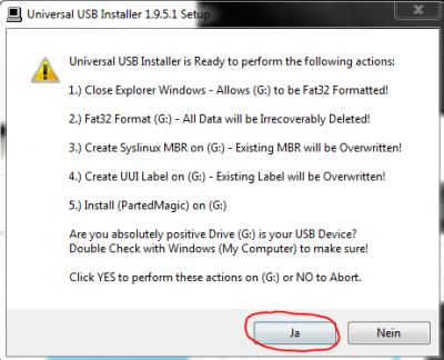 Universal USB Installer 2