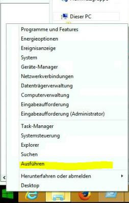 anmelden ohne passwort windows 8.1