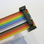 JTAG-Kabel-Steckleiste