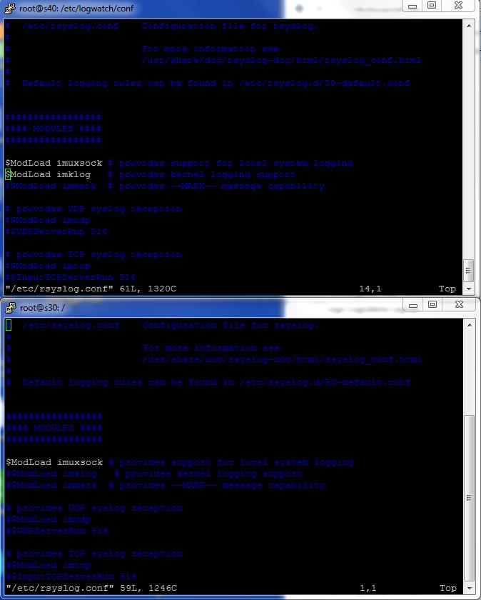 Ubuntu /etc/rsyslog.conf