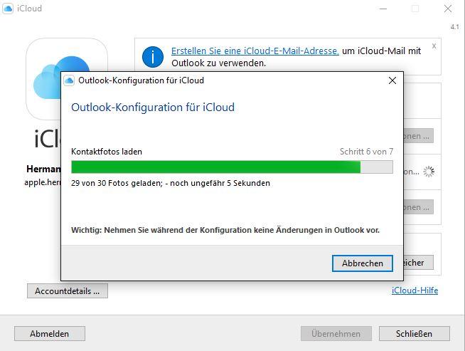 outlook windows desktopsuche nicht verfuegbar