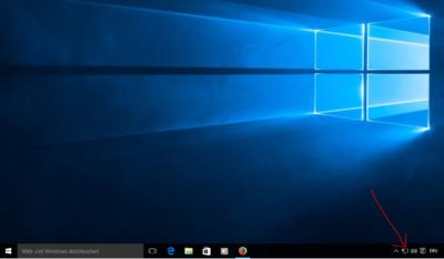 Windows 10 Netzwerkadresse
