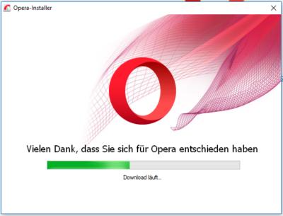 Opera Installation