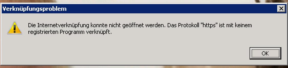 Windows Https URLs