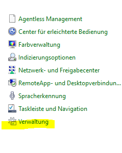 verwaltung windows server 2019